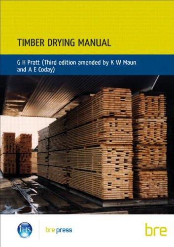 9781860811241: Timber Drying Manual: (BR 321)