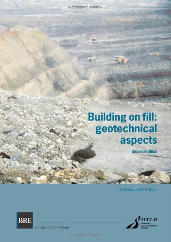 9781860815096: Building on Fill: Geotechnical Aspects: Second Edition (BR 424)
