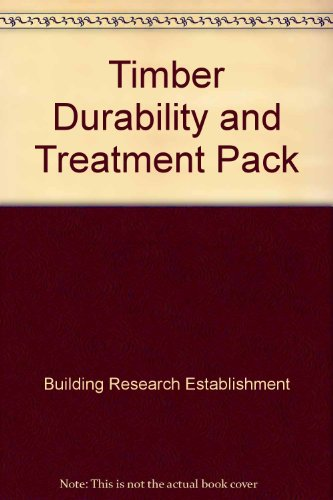 9781860818110: Timber Durability and Treatment Pack