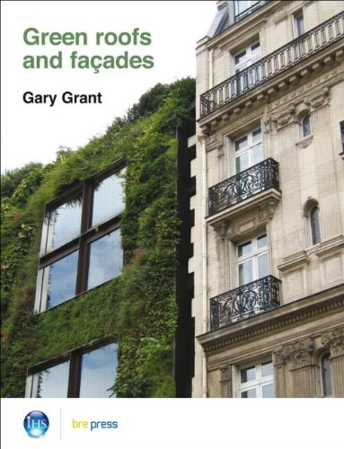 9781860819407: Green Roofs and Facades: (EP 74)