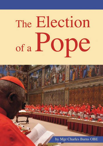 9781860820113: The Election of the Pope