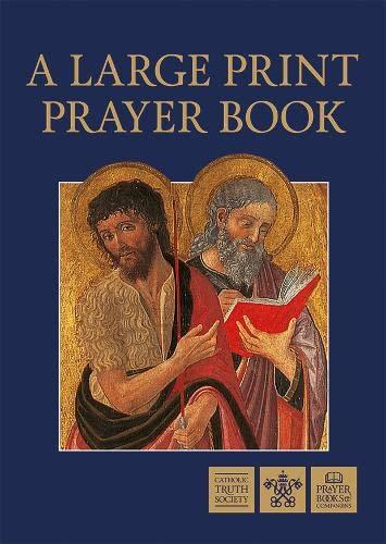 9781860820328: Large Print Prayer Book (Large Print Prayer Books)