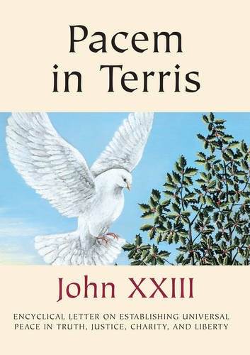 9781860821707: Pacem in Terris: Encyclical Letter on Establishing Universal Peace in Truth, Justice, Charity, and Liberty (Vatican Documents)