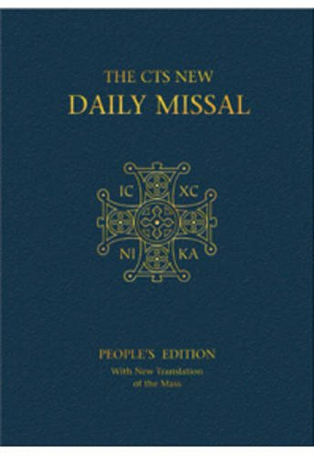 CTS New Daily Missal: People's Edition with New Translation of the Mass (Missal Daily): Cts