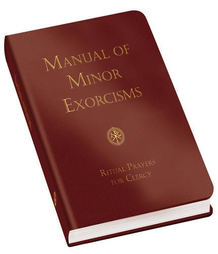 9781860828027: Manual of Minor Exorcisms: For The Use Of Priests