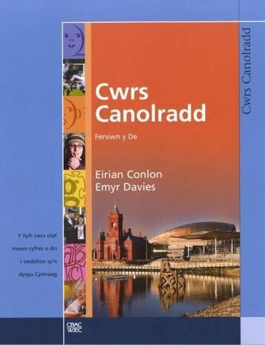 9781860855788: Cwrs Canolradd: Llyfr Cwrs (De)