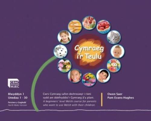 9781860856679: Cwrs Cymraeg i'r Teulu Blwyddyn 1 (Fersiwn y Gogledd) (Welsh Edition)