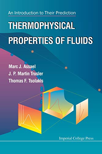 Thermophysical Properties of Fluids: An Introduction to: Tsolakis, Thomas F.,