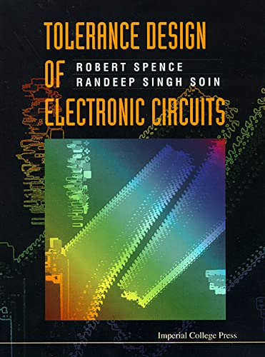 9781860940408: Tolerance Design of Electronic Circuits