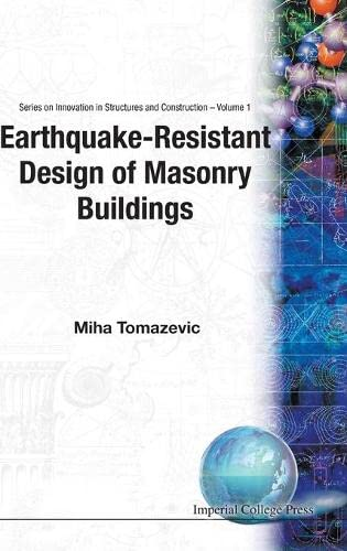 Earthquake-resistant Design Of Masonry Buildings: Tomazevic, Miha (Slovenian