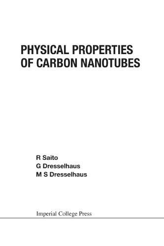 9781860940934: Physical properties of carbon nanotubes