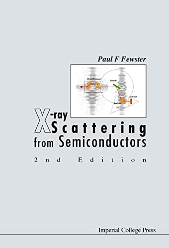 9781860941597: X Ray Scattering From Semiconductors