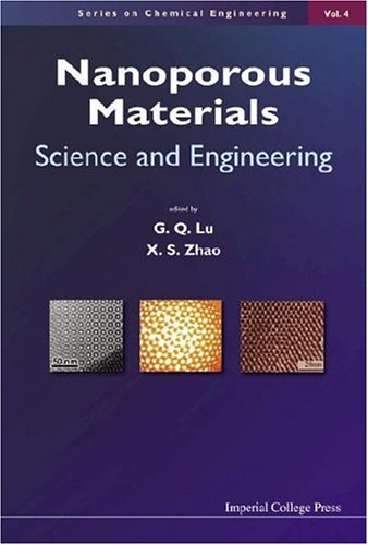 9781860942112: Nanoporous Materials: Science and Engineering (Series on Chemical Engineering)