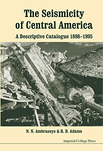 The Seismicity of Central America: A Descriptive Catalogue 1898-1995