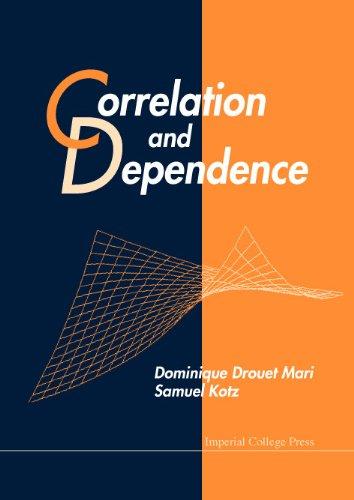 Correlation And Dependence: Kotz Samuel