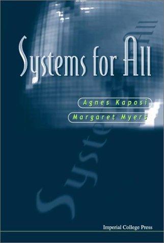 Systems for All: Agnes Kaposi; Margaret