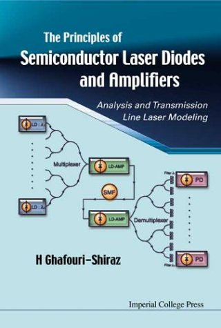 9781860943416: Principles of Semiconductor Laser Diodes and Amplifiers: Analysis and Transmission Line Laser Modelling