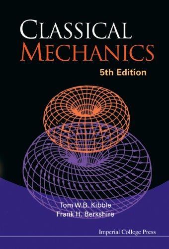 9781860944246: Classical Mechanics (5th Edition)