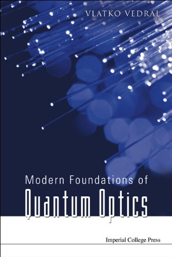 9781860945311: Modern Foundations Of Quantum Optics