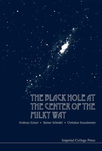 9781860945670: The Black Hole at the Center of the Milky Way