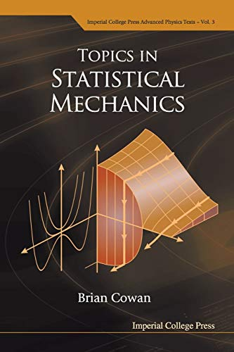 9781860945694: Topics in Statistical Mechanics (Imperial College Press Advanced Physics Texts)