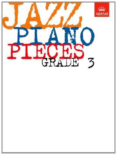 9781860960055: Jazz Piano Pieces, Grade 3 (ABRSM Exam Pieces)