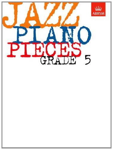9781860960079: Jazz Piano Pieces, Grade 5