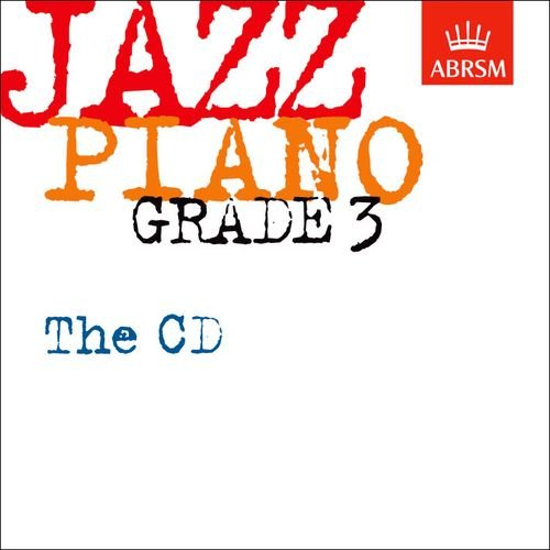 9781860960123: Jazz Piano Grade 3: The CD