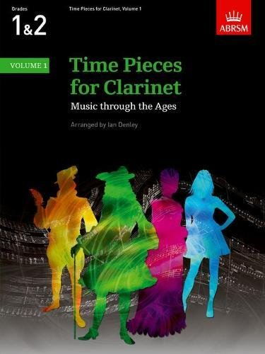 9781860960451: Time Pieces for Clarinet, Volume 1: Music through the Ages in 3 Volumes: v. 1 (Time Pieces (ABRSM))