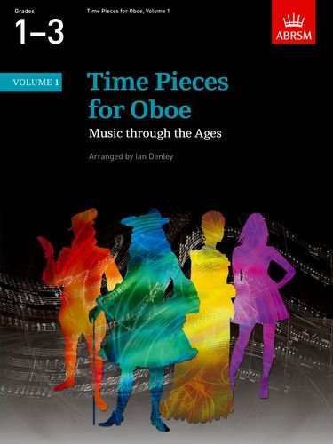 9781860960482: Time Pieces for Oboe (Time Pieces (ABRSM))