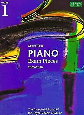 9781860960512: Piano Exam Pieces 1999-2000, Grade 1