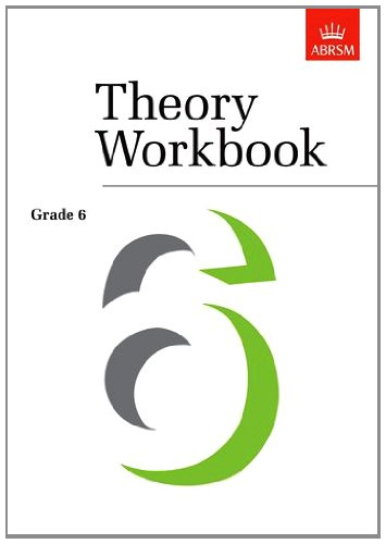 9781860960871: Theory Workbook Grade 6 (Theory workbooks (ABRSM))