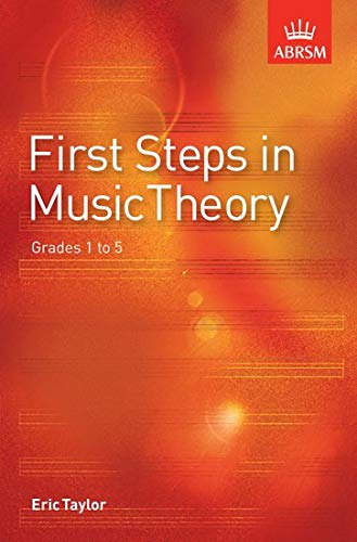 9781860960901: First Steps in Music Theory: Grades 1-5