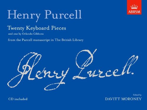 9781860961281: Twenty Keyboard Pieces and one by Orlando Gibbons (Signature Series (ABRSM))