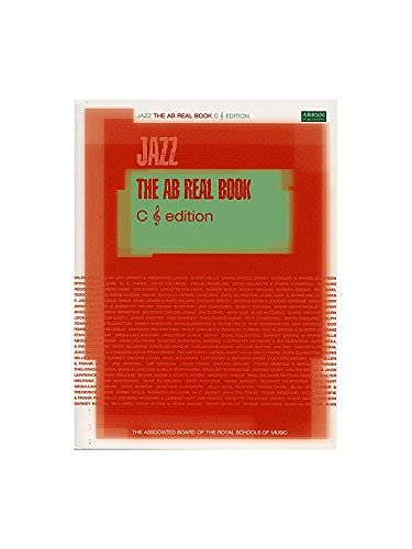 9781860963162: The AB Real Book, C Treble clef: Treble Clef Edition (Jazz Horns)