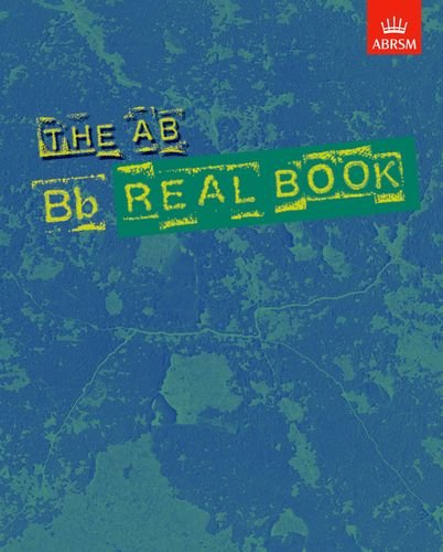 9781860963179: The AB Real Book, B flat: B Flat Edition (Jazz Horns)