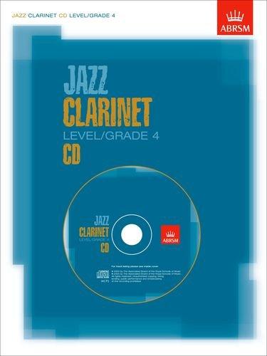 9781860963209: Jazz Clarinet CD Level/Grade 4 (ABRSM Exam Pieces)