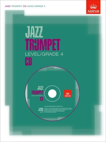 9781860963261: Jazz Trumpet CD Level/Grade 4: Not for sale in North America (ABRSM Exam Pieces)