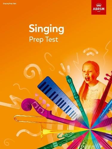 Singing Prep Test: Lin Marsh, Associated