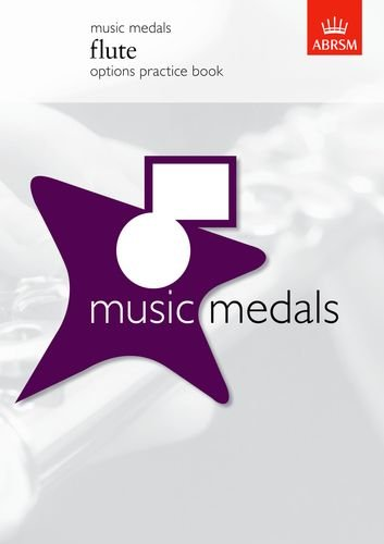 9781860964961: Music Medals Flute Options Practice Book (ABRSM Music Medals)