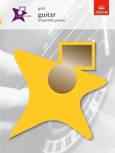 9781860965128: Music Medals Gold Guitar Ensemble Pieces (ABRSM Music Medals)