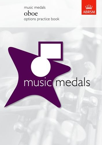 9781860965227: Music Medals Oboe Options Practice Book (ABRSM Music Medals)