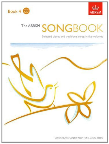 9781860966002: The ABRSM Songbook, Book 4: Selected pieces and traditional songs in five volumes: Bk. 4 (ABRSM Songbooks (ABRSM))