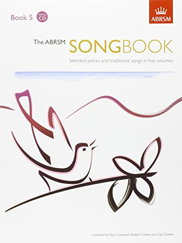 9781860966019: The ABRSM Songbook, Book 5: Selected pieces and traditional songs in five volumes: Bk. 5 (ABRSM Songbooks (ABRSM))