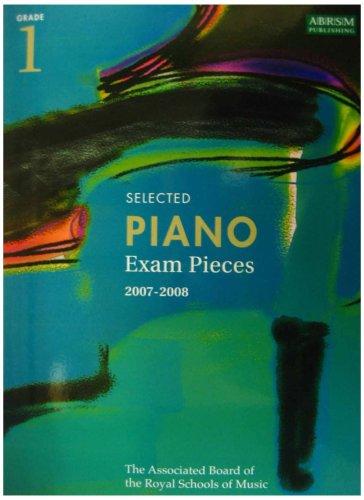 Selected Piano Exam Pieces 2007-8, Grade 1: n/a