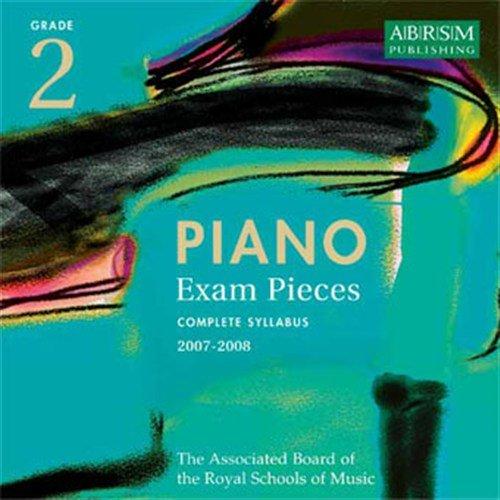9781860966279: Selected 2 Piano Examination Pieces 2 2007-2008
