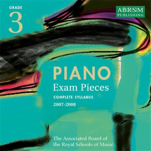 9781860966286: Selected 3 Piano Examination Pieces 3 2007-2008