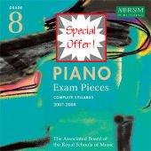 9781860966330: Piano Exam Pieces 2007-2008: Grade 8