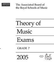 9781860966569: Theory of Music Exams 2005: Grade 7