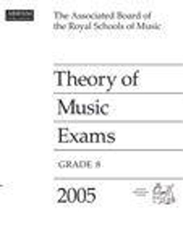 9781860966576: Theory of Music Exams: Grade 8 2005